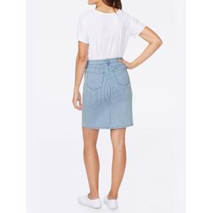 NYDJ 5 Pocket Denim Skirt Trella
