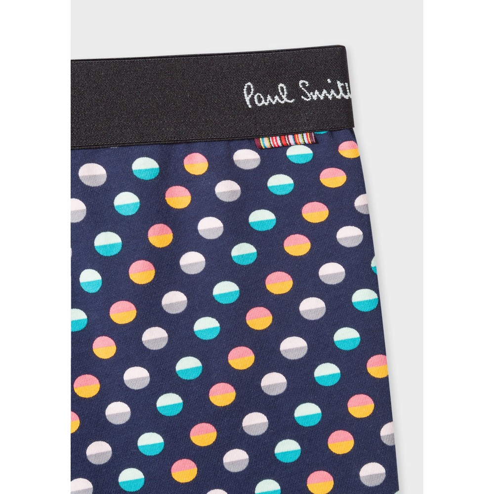Paul Smith Accessories Spot Trunk Navy/Multi