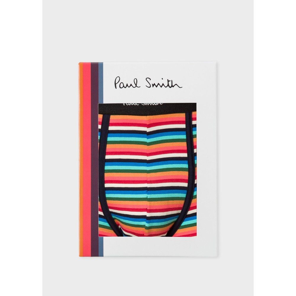 Paul Smith Accessories Stripe Multi Trunk Multi
