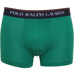 Polo Ralph Lauren 3Pk Classic Trunk Green/Orange/Blue