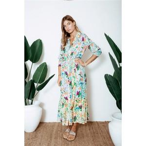 Posey Maxi  Dress Multi