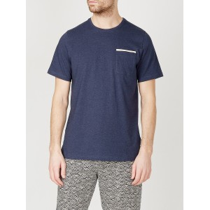 Oli Tee Warren Navy