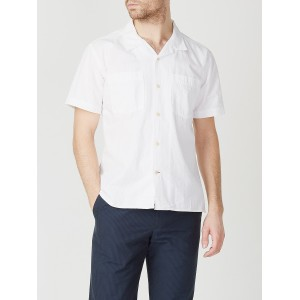 Havana Shirt Hattison White