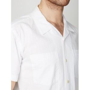 Oliver Spencer Havana Shirt Hattison White