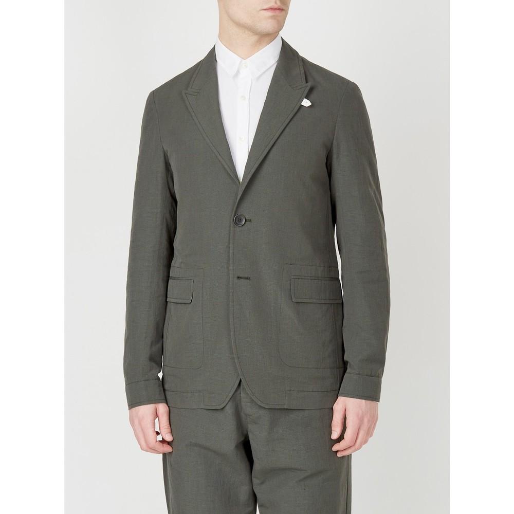 Oliver Spencer Brookes Jacket Hidcote Green