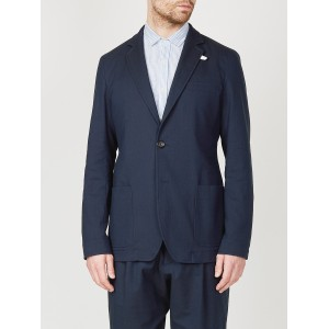 Theobald Jacket Cannock Navy