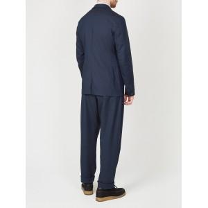Oliver Spencer Theobald Jacket Cannock Navy