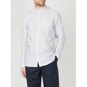Grandad Shirt Petworth Blue