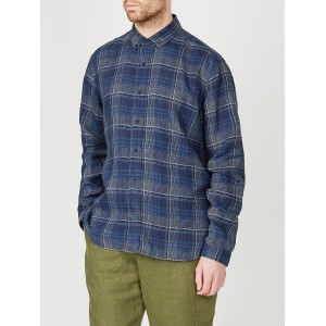 Brook Shirt Heckfield Indigo