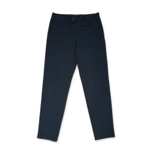 Oliver Spencer Fishtail Trouser Cannock Navy