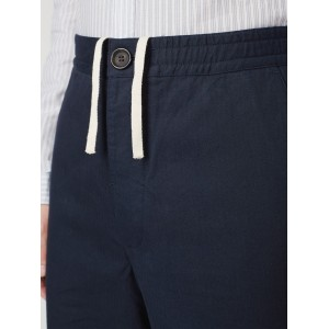 Drawstring Trouser Eden Navy