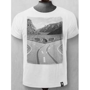Destination Unknown T-Shirt White