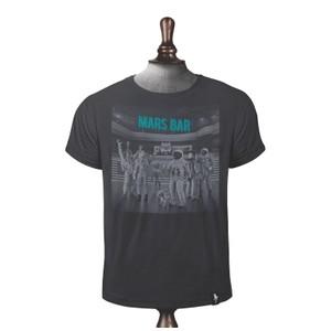 Mars Bar T-Shirt Charcoal