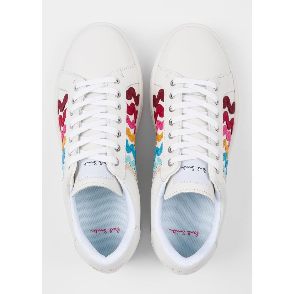 Paul Smith Shoes Lapin Multi Ribbon White/Multi