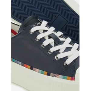 Paul Smith Shoes Miho Flatform Trainer Dark Navy
