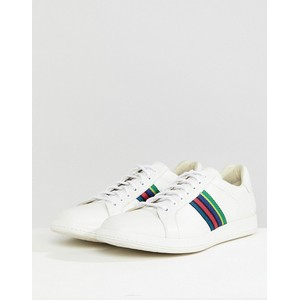 Paul Smith Shoes Lapin Leather Trainers