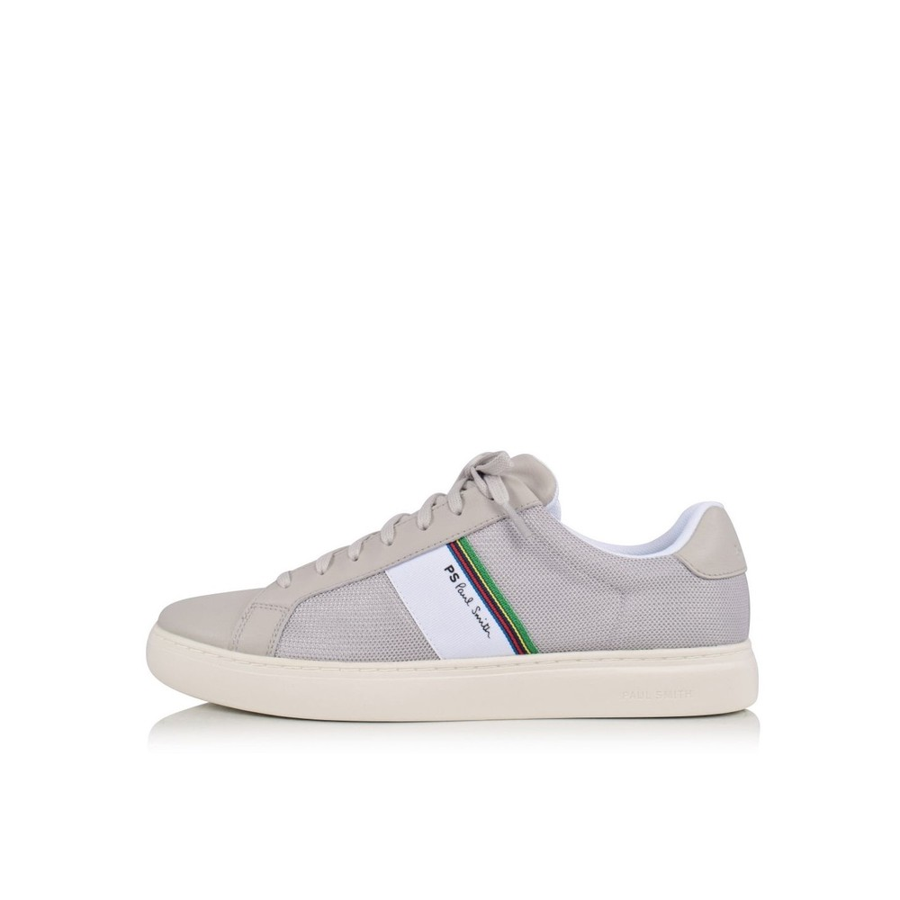Paul Smith Shoes Rex Mesh Trainer Grey