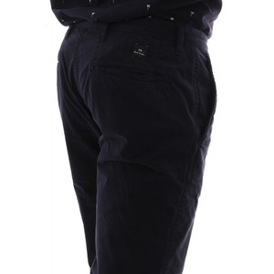 Paul Smith Stitched Mid Fit Chino Dark Navy