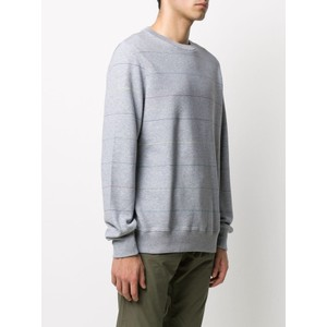 Fine Line Sweatshirt Grey