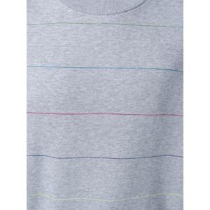 Paul Smith Fine Line Sweatshirt Grey
