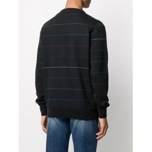 Paul Smith Fine Line Sweatshirt Black