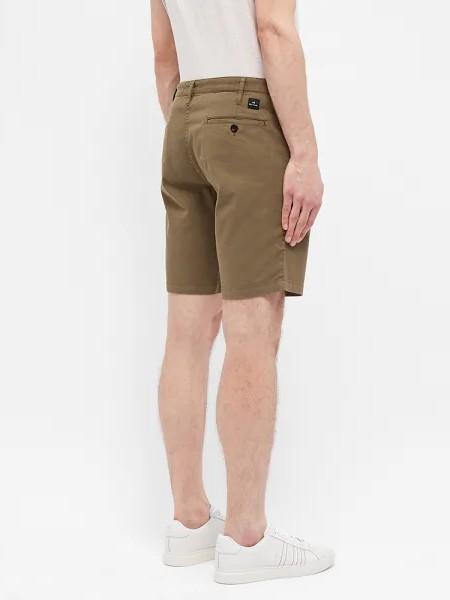 Paul Smith Regular Fit Shorts Pea