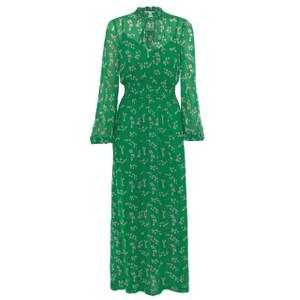 Kate L/S Silver Dollar Dress Green