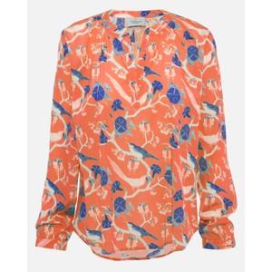 Sandy Open Glorious Shirt Orange