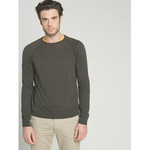 Crew Neck Slub Jumper Rabbit