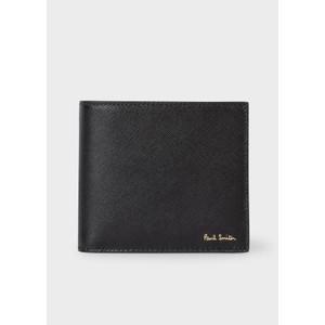 Paul Smith Accessories Racing Mini Interior BF Wallet Black