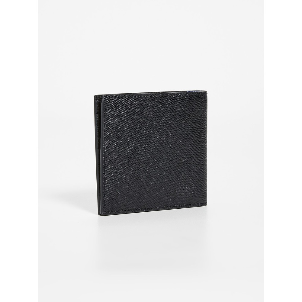 Paul Smith Accessories Mini Billfold Wallet Black/Multi