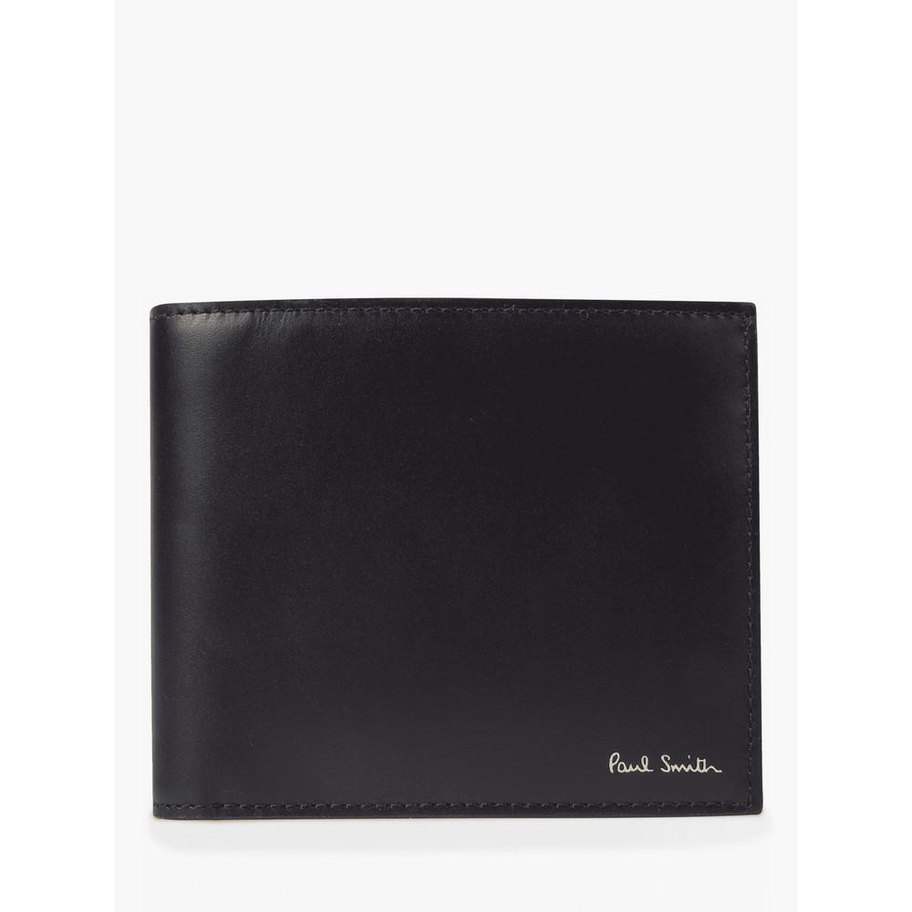 Paul Smith Accessories Mini Film Printed Wallet Black