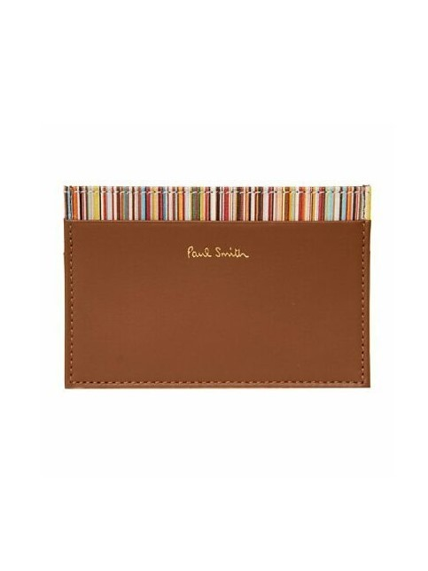 Paul Smith Accessories CC/Holder Wallet Tan