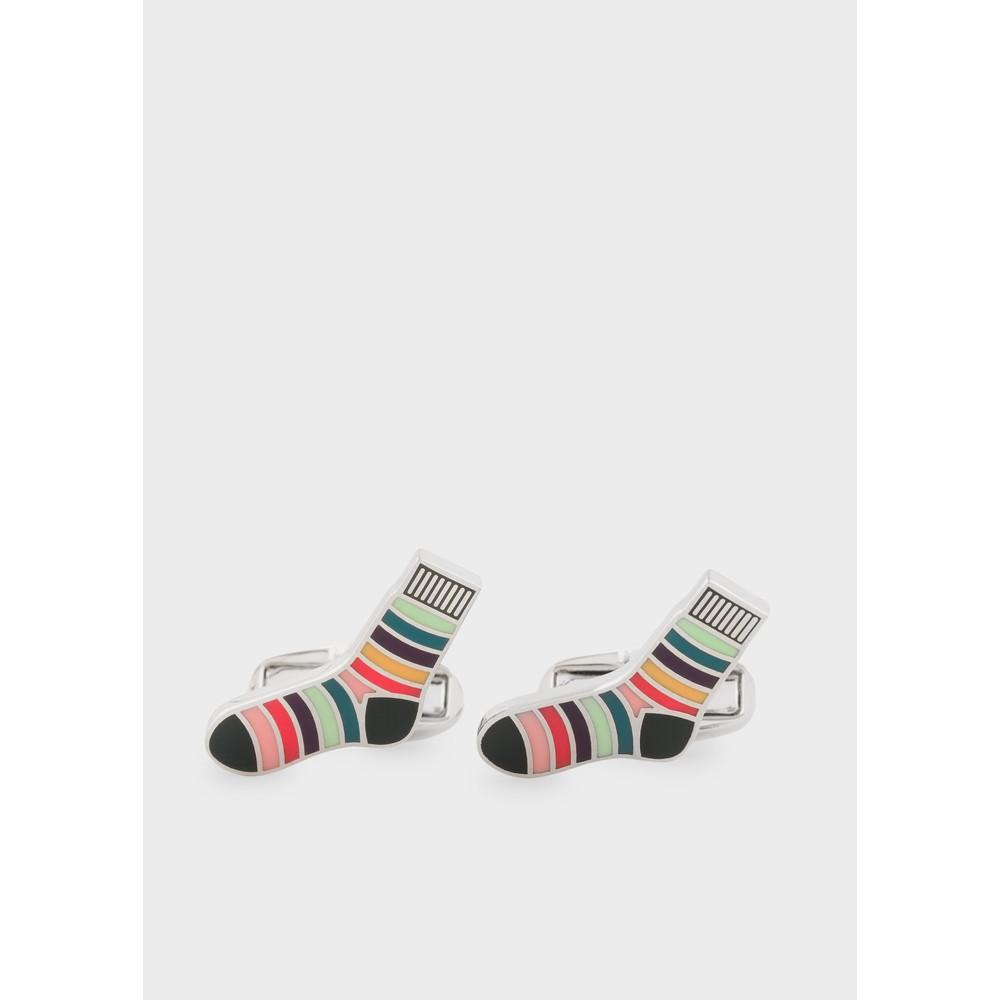 Paul Smith Accessories Sock Cufflinks Multi
