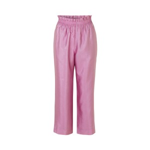 Andre Loose Textured Trs Pink