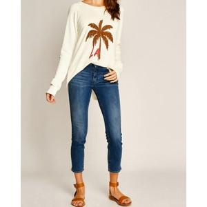 Five Colette Slim Fit Jeans Blue/Clair