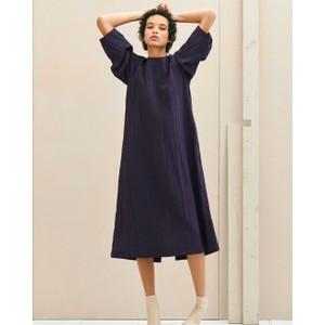 Abilena L/S Full Zip Bk Dress Night Sky
