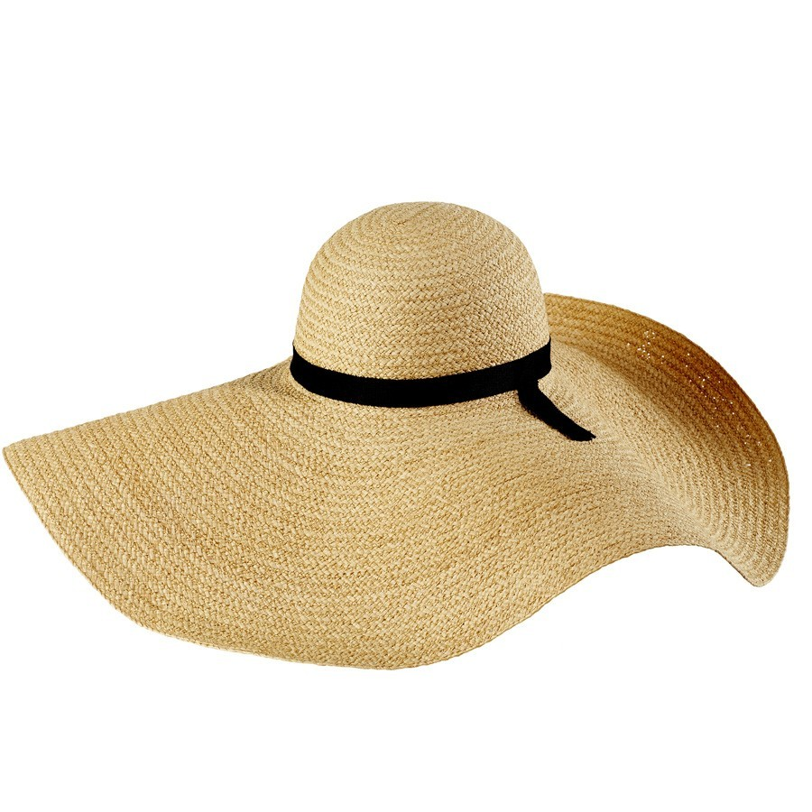 Helen  Kaminski Gillen Hat Natural/Black