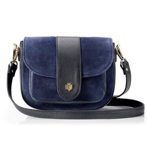 The Highcliffe Bag Navy Blue