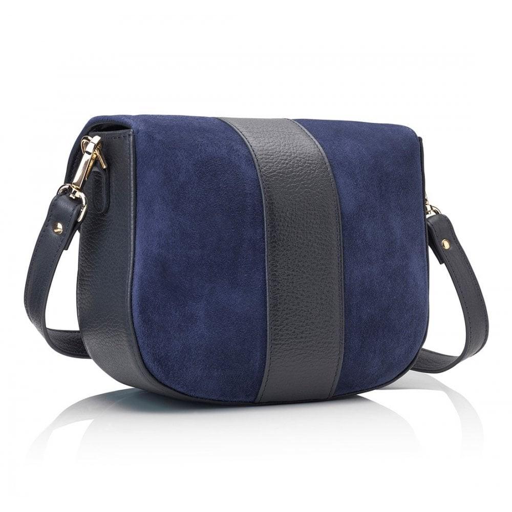Fairfax & Favor The Highcliffe Bag Navy Blue