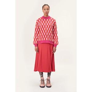 Jada A Line Skirt Dahlia