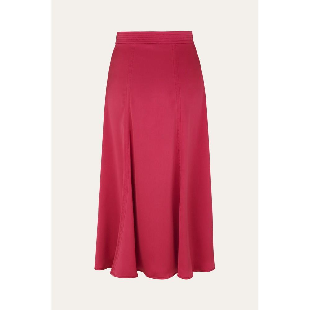 Stine Goya Jada A Line Skirt Dahlia