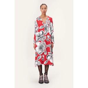 Miri V/N Print Dress Jasmine Dahlia