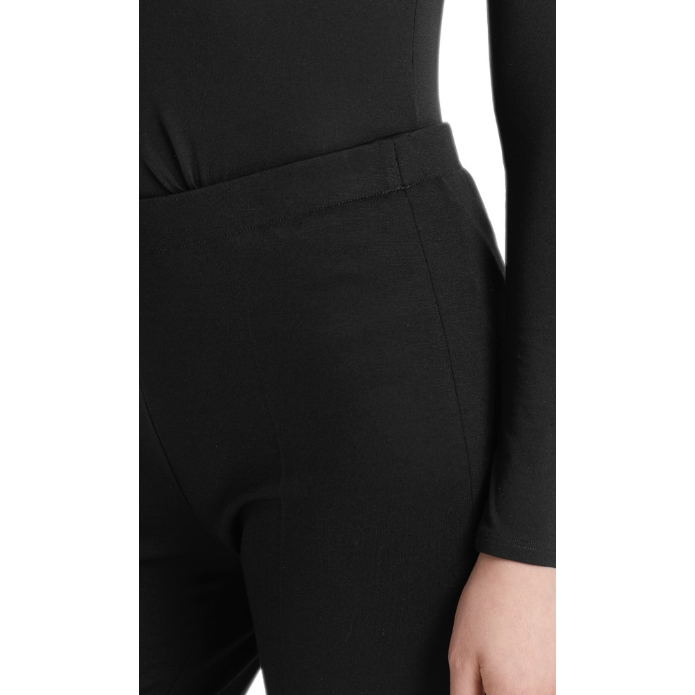 Marc Cain Pull On Stretch Trs Black