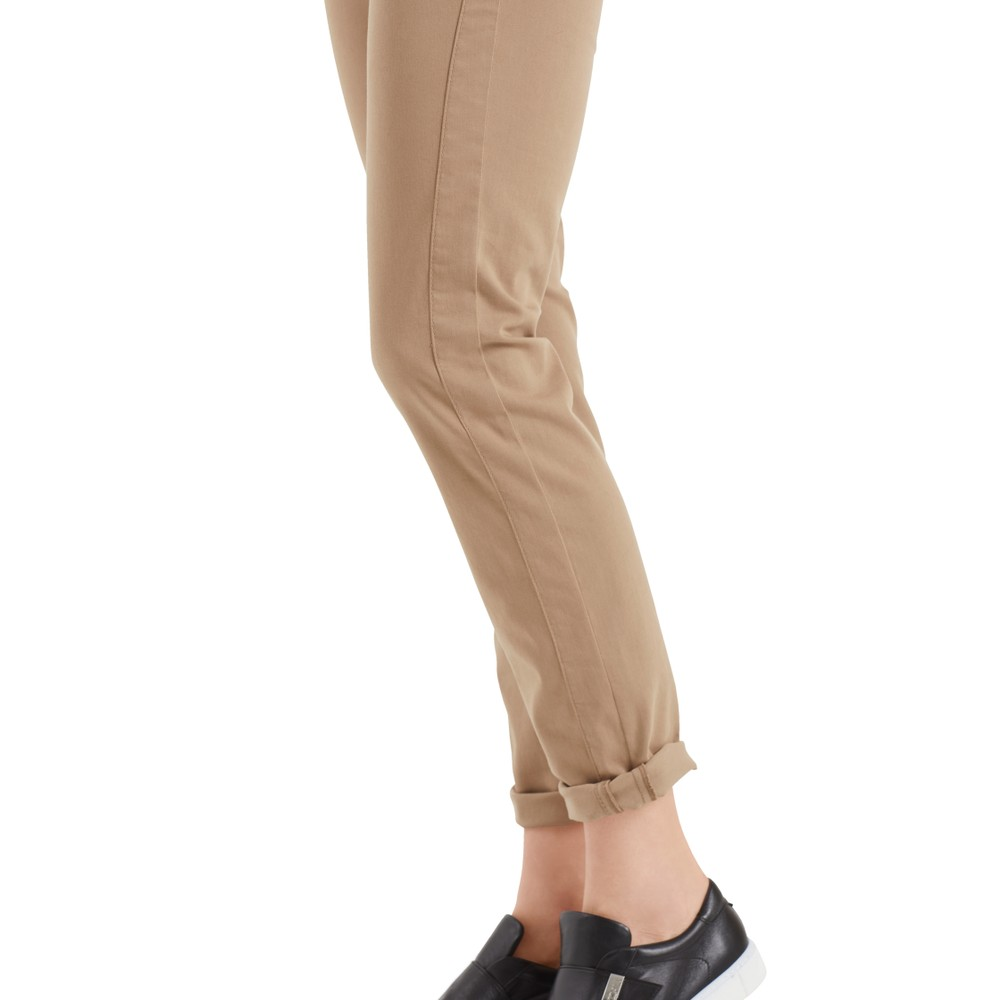 Marc Cain Animal Pkt Slim Stretch Jean Clay