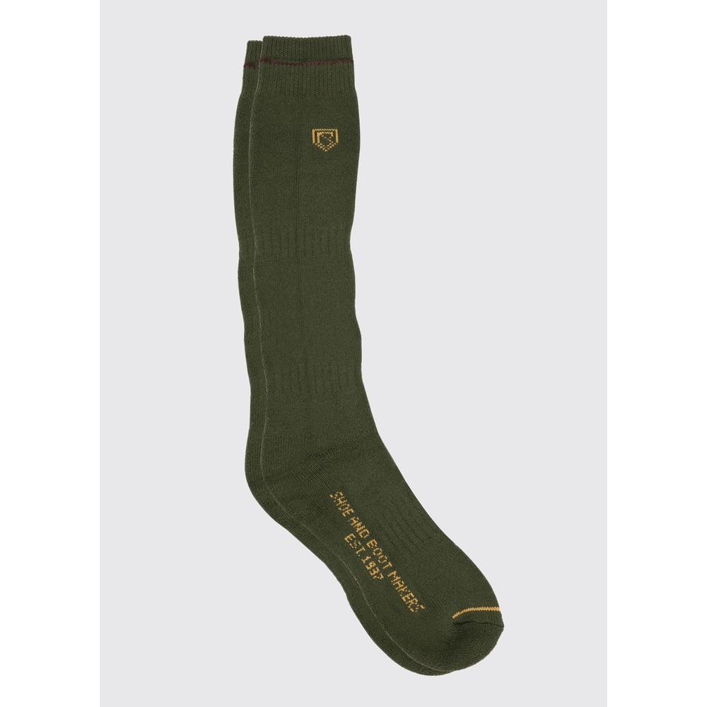Dubarry Long Boot Sock Olive