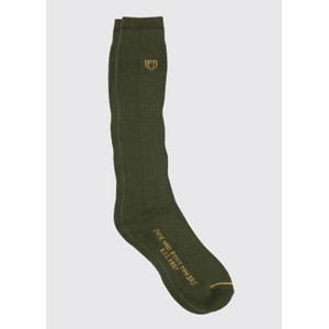 Dubarry Long Boot Sock in Olive