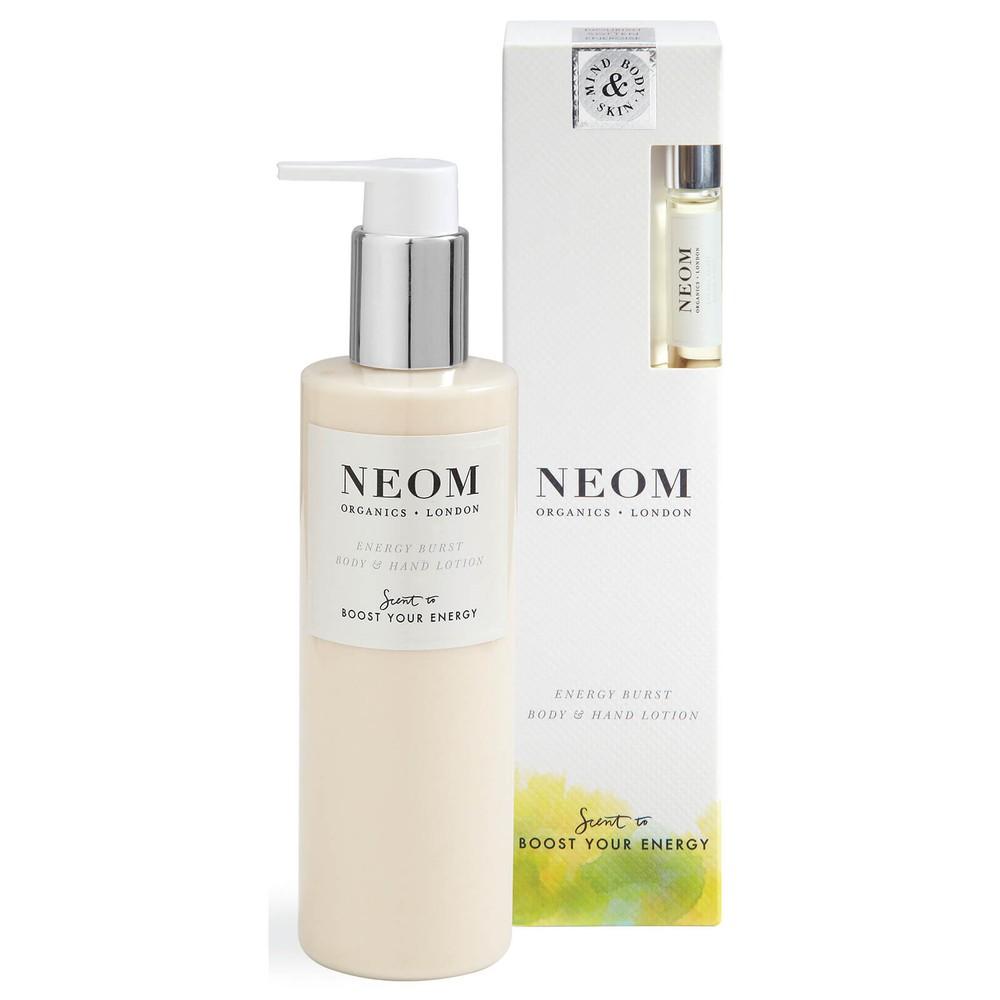 Neom Organics Body & Hand Lotion Energy Burst