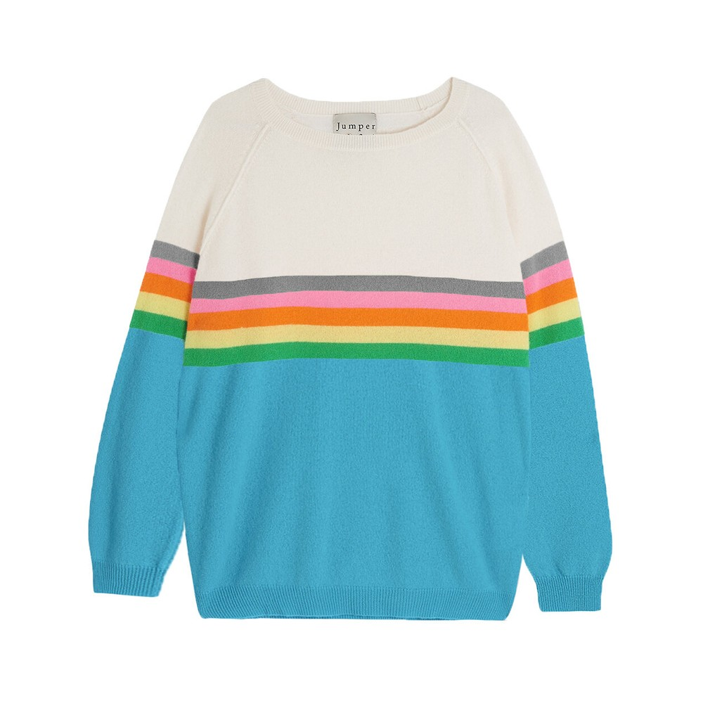 Jumper 1234 Rainbow Jumper Rainbow