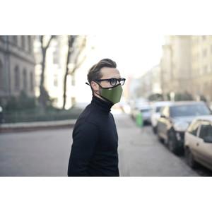 Breathe Adult Face Mask Grey